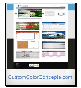3C Custom Color Concepts 1