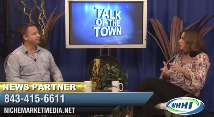 Our Founder John Ontal on TV